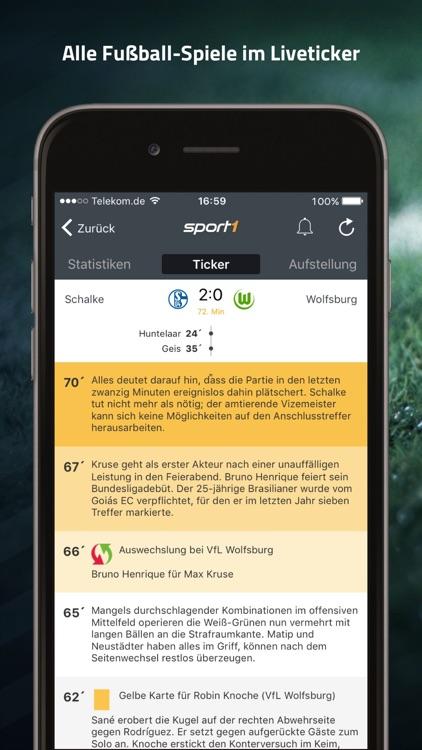 SPORT1 - Fussball WM 2018 screenshot-3
