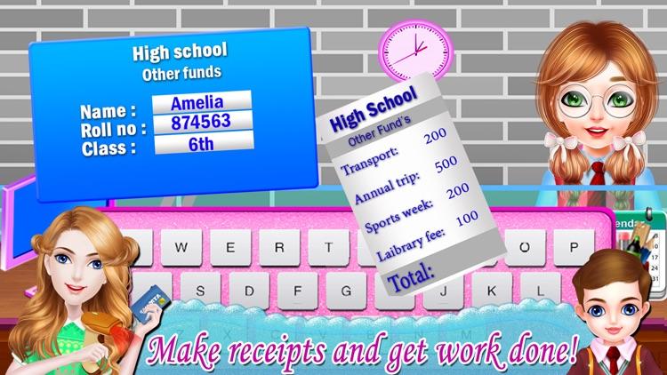 High School Cashier Game screenshot-8