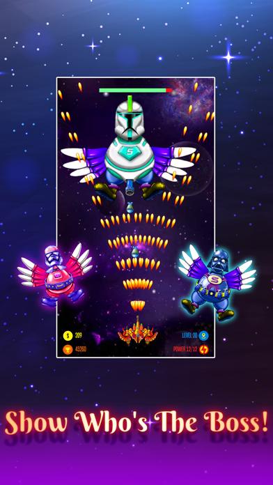 Captain Galaxy: Chicken Attack 1