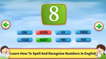 Learn Numbers Spelling 1-100 - App - Mobile Apps - TUFNC
