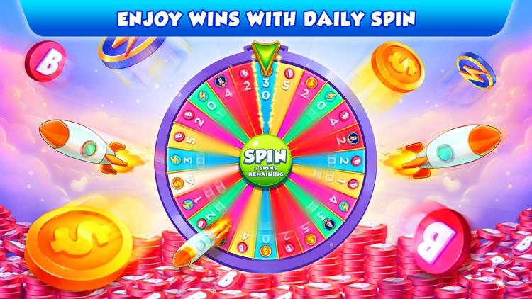 Bingo Bash featuring MONOPOLY screenshot-5