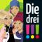 App Icon for Die drei !!! Skandal Tierheim App in Hungary IOS App Store