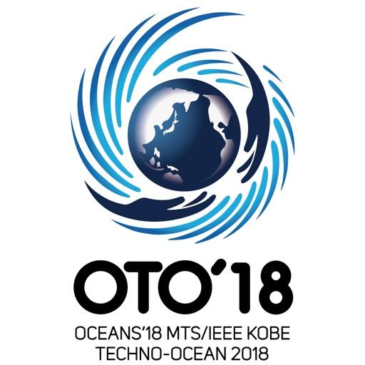 OCEANS'18 MTS/IEEE KOBE OTO'18 iOS App