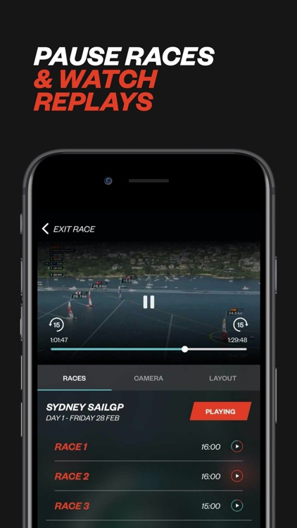 SailGP screenshot-8