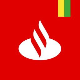 Ícone do app Banco Santander Brasil