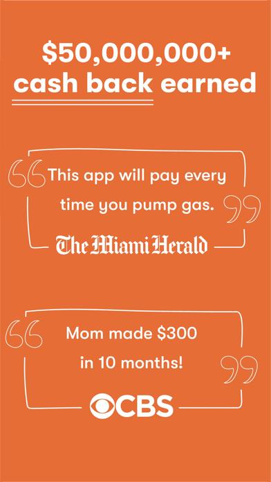messages.download GetUpside Cashback: Gas & Food software