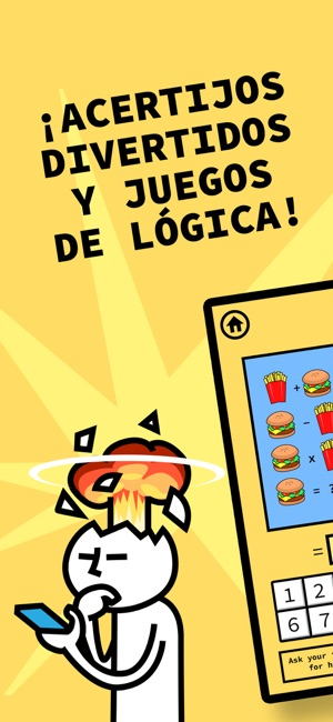 Juegos de lógica - Acertijos en App Store a921e6ab9c0