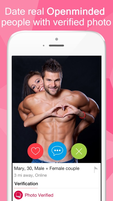 Download 3Fun: Threesome & Swingers App for Pc