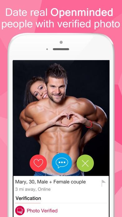 3Fun: Threesome & Swingers App for Windows