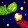 スネイキー.io - マルチプレイ・スリザリオゲーム - iPadアプリ