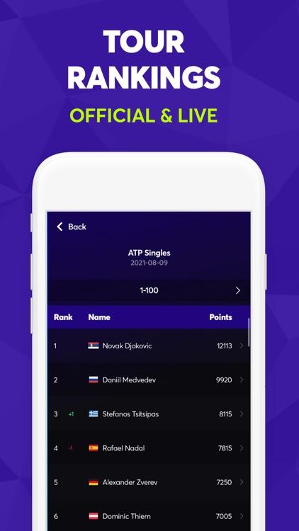 TNNS: Tennis Live Scores screenshot-6