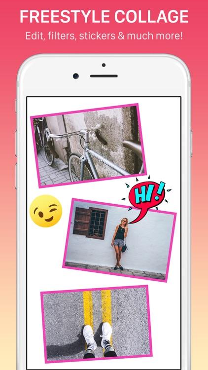 Collage Maker ◈ screenshot-6