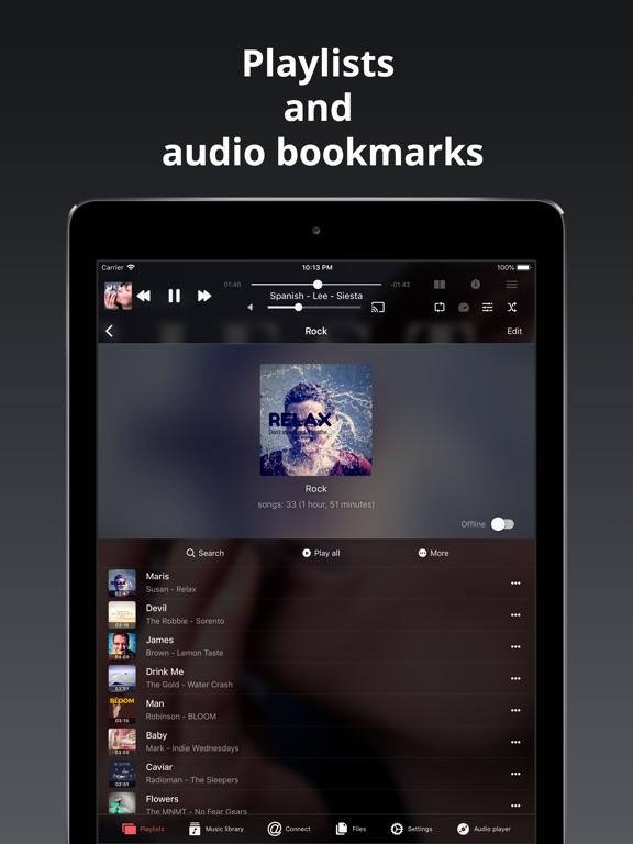 Evermusic Pro - offline music Screenshots