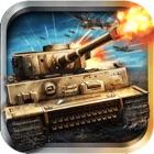 荒野戦車:鋼鉄の野望 - 3D戦争シュミレーションゲーム icon