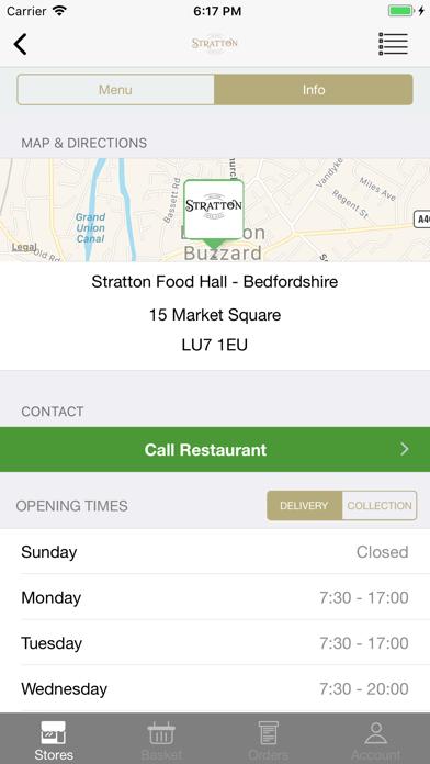 点击获取Stratton Food Hall, Leighton