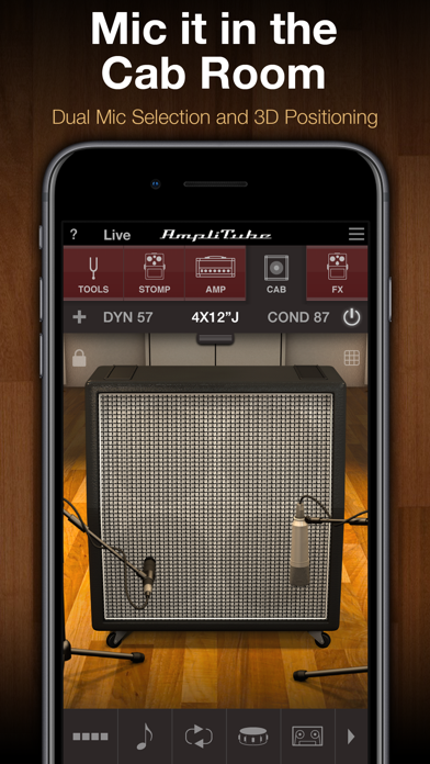 Screenshot #2 pour AmpliTube Jimi Hendrix™