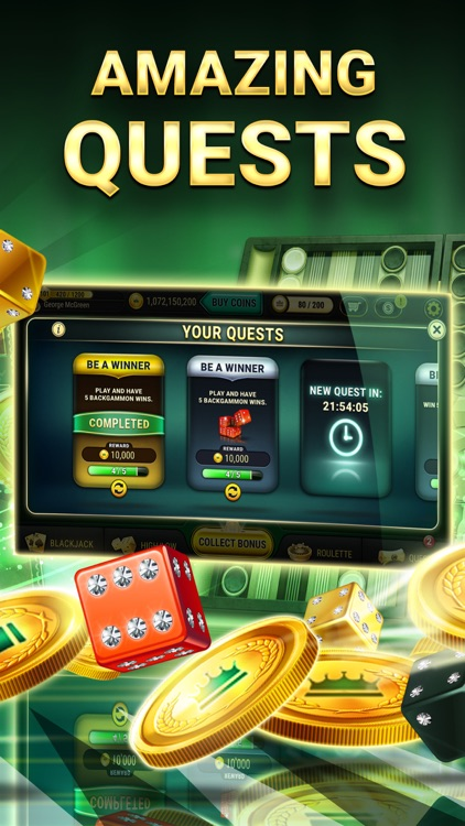 Backgammon Live™ #1 Board Game screenshot-3