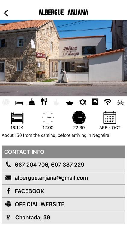 Camino Finisterre Wise Pilgrim screenshot-4