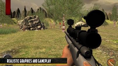 Animals Shooting Sniper Screenshot on iOS