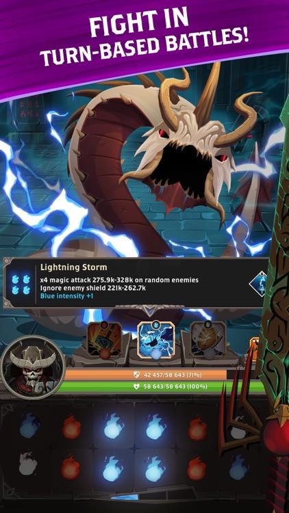 Questland RPG: Guilds & Heroes screenshot-4