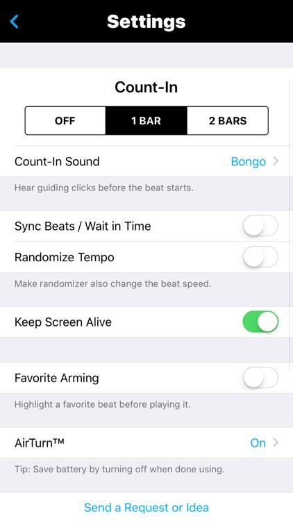 Drum Beats+ Rhythm Machine screenshot-6