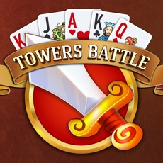 Towers Battle Solitaire