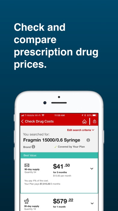 Cvs Caremark review screenshots