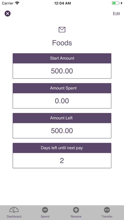 Budget Buddy AUS screenshot-3