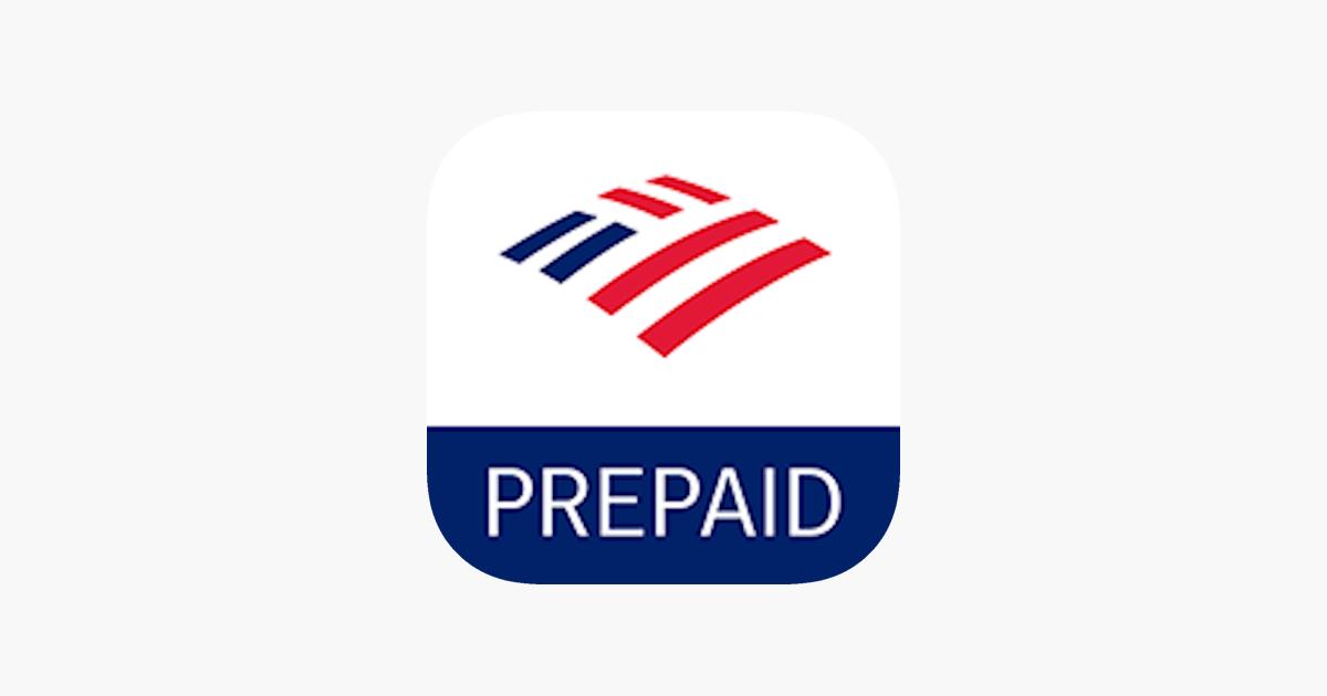 BofA Prepaid Mobile im App Store