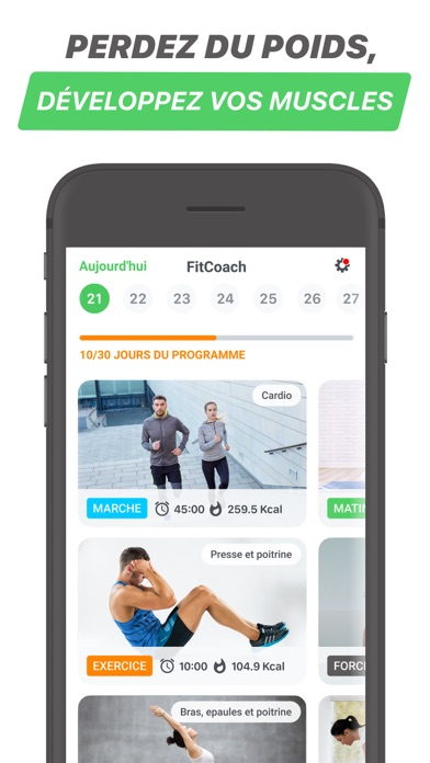 Fitness Coach by FitCoach
