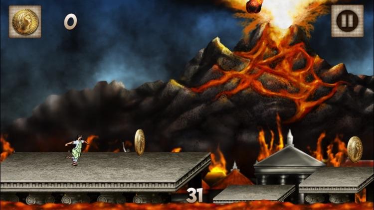 Pompeii Run Volcano Escape screenshot-3