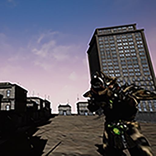 ReflAttack : 3D Shooting Game