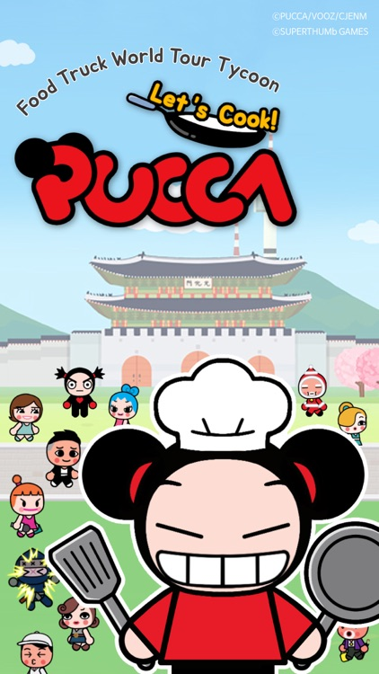 Pucca Let's Cook!
