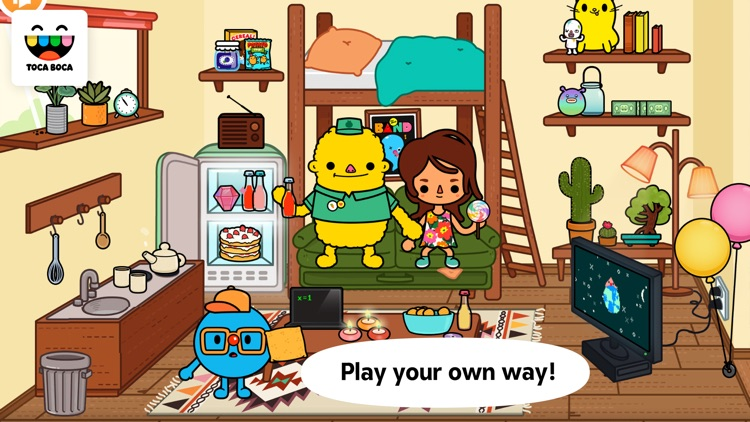 Toca Life: Town screenshot-0