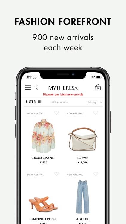 Mytheresa: Exclusive fashion
