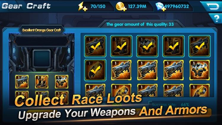 Hero summoner-latest 2D ARPG screenshot-4