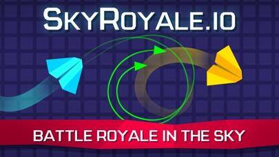 SkyRoyale.io Sky Battle Royale screenshot 1