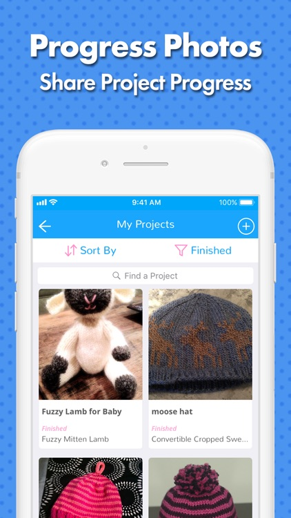 Wooly - Knitting & Crochet App screenshot-3