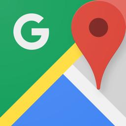 Ícone do app Google Maps: GPS e Transporte