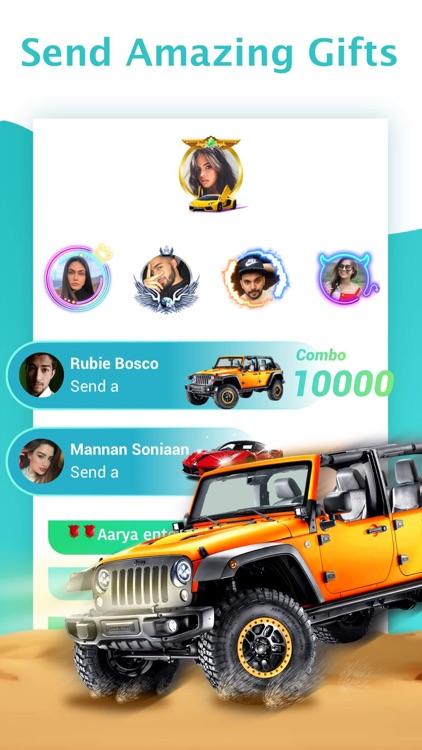 YoYo - Voice Chat Room, Games screenshot-4