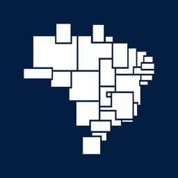 Ícone do app Azul
