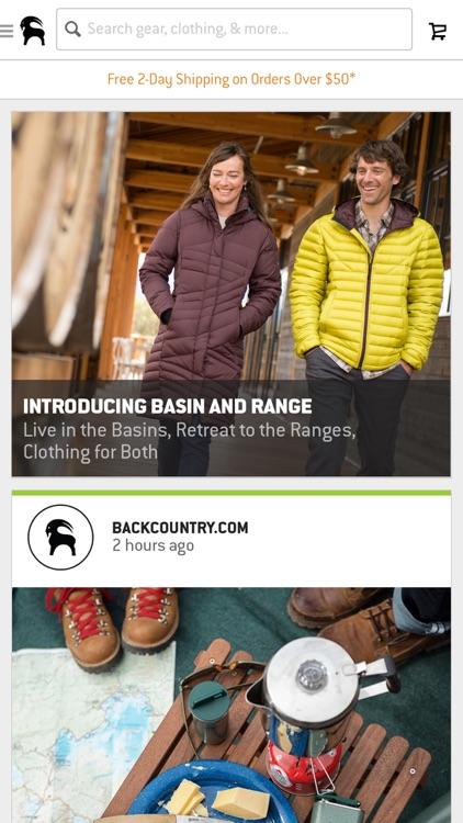 Backcountry - Outdoor Gear