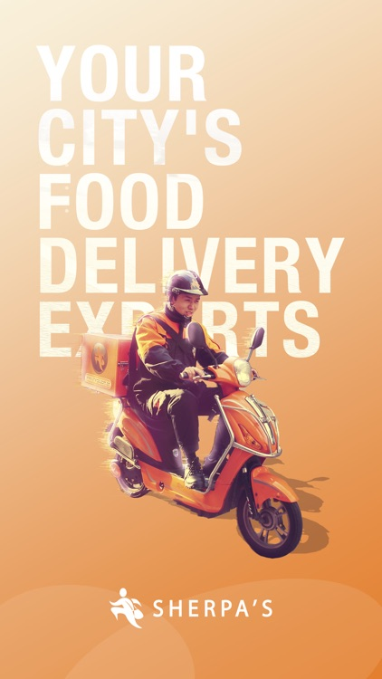 Sherpa's Food Delivery Service screenshot-5