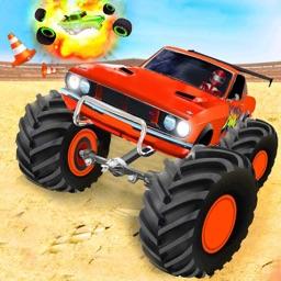 Extreme Car Crash Derby Games