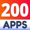 200 アプリ で 1 - AppBundle 2 - iPadアプリ