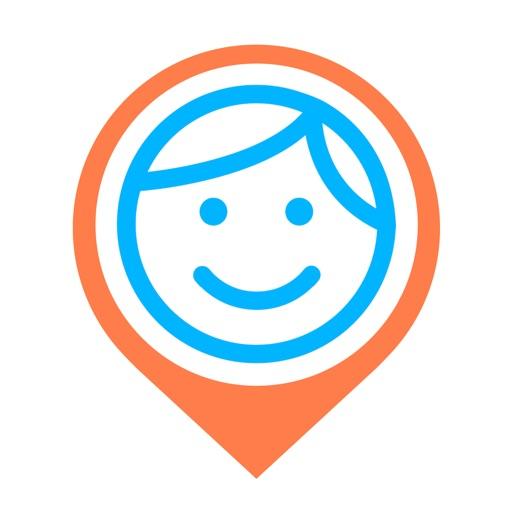 iシェアリング - GPS 追跡アプリ ともだちを探す