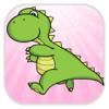 Dinosaur Animal Coloring Book