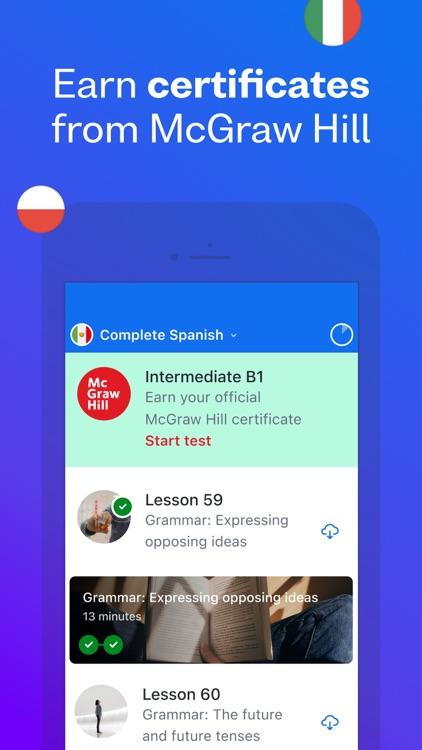 Busuu: Language Learning screenshot-7