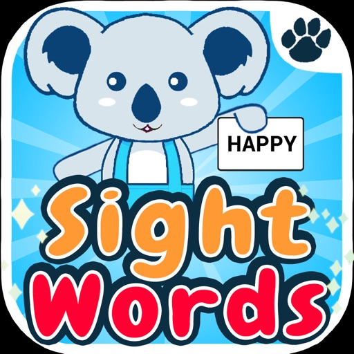 Sight Words Flash Card