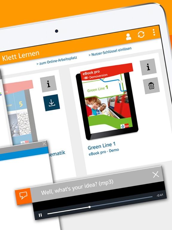 Klett Lernen screenshot 9